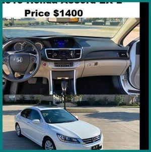 ֆ14OO_2013 Honda Accoard for Sale in Milwaukie, OR