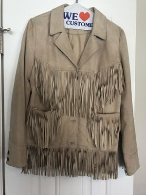 Suede jacket for Sale in North Andover, MA