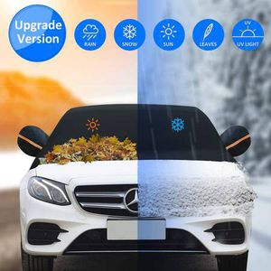 Windshield Cover, Car Windshield Snow Cover with Side Mirror Covers, Fits for SUV, Trucks, Vans, Most Cars, Extra Large Windshield Cover for Ice, Sno for Sale in Diamond Bar, CA