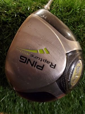 Ping Rapture 460 Comp Driver 9*,MRH, 46 for Sale in Santa Clarita, CA