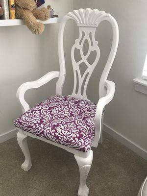 Antique Refurbished Accent Chair for Sale in Alexandria, VA