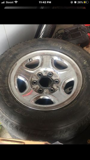 """Chevy / gmc 16""""stocks for Sale in Riverside, CA"""