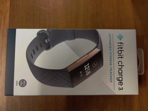Fitbit charge 3 for Sale in Providence, RI