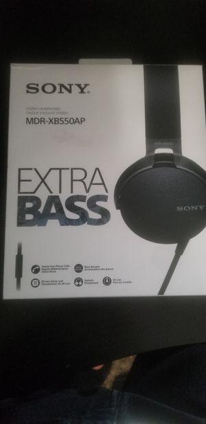 Sony headphones for Sale in Rancho Cordova, CA