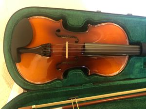 Violin with case and bow new for Sale in Vienna, VA