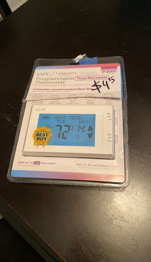 Programmable thermostat for Sale in Virginia Beach, VA