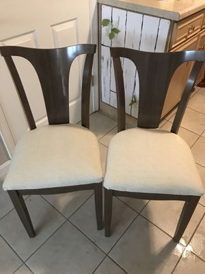 Two chairs for Sale in Rockville, MD