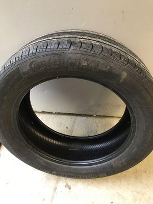 Tires 225/55/18 Continental for Sale in Ville Platte, LA