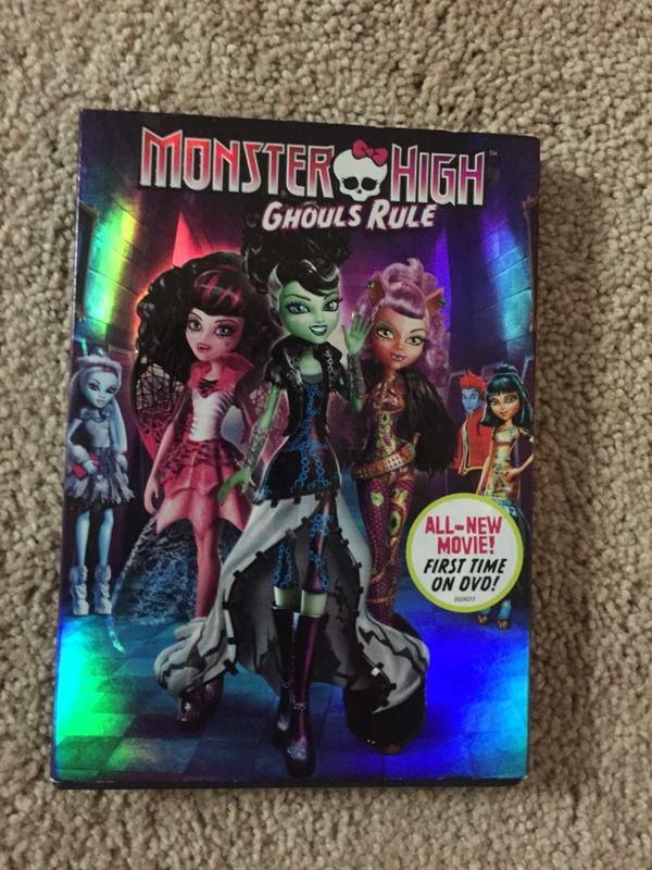 Monster High DVD