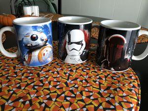 Star Wars mugs for Sale in Rockledge, FL