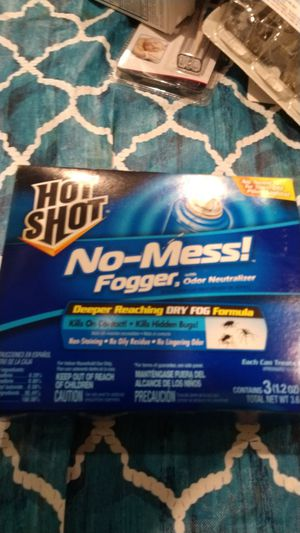 Hot shot No mess fogger brand new for Sale in Sound Beach, NY
