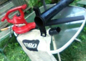 Toro leaf blower and mulcher for Sale in Pittsburgh, PA