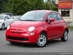 2015 FIAT 500 for Sale in Redmond, WA