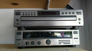 Classic stereo system with CD player for Sale in Roseville, CA