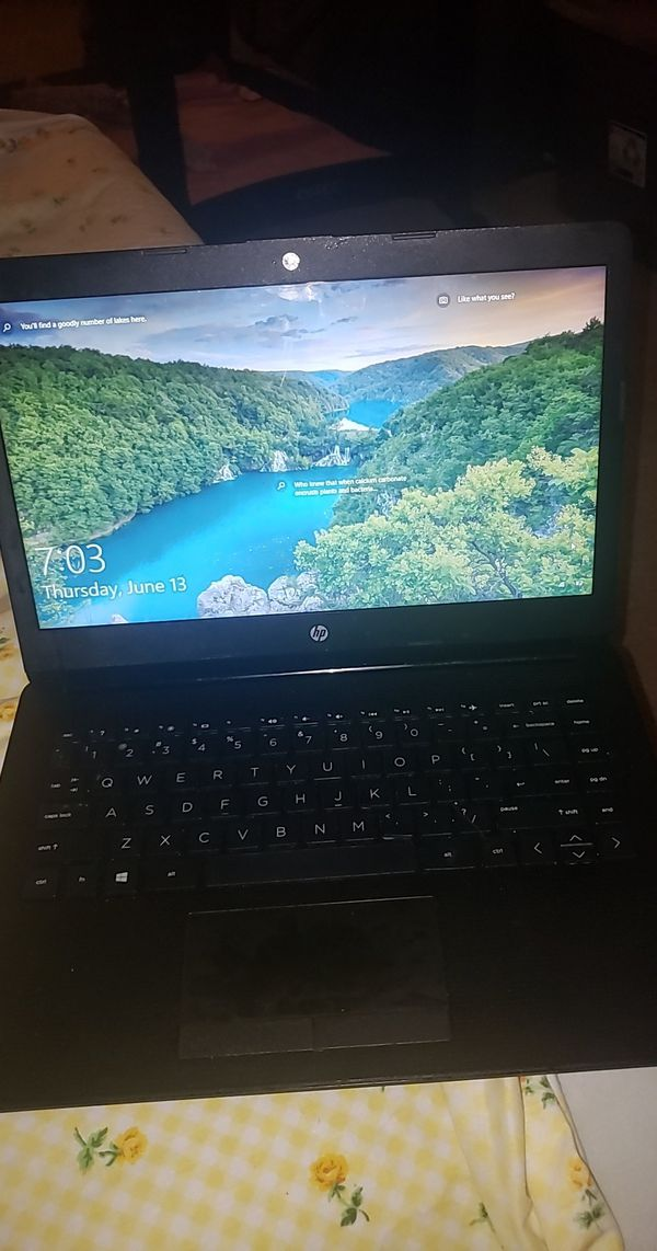 HP Notebook - 14-cm0075nr