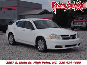 2014 Dodge Avenger for Sale in High Point, NC