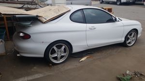 Hyundai Tiburon as is , new parts ! for Sale in Vista, CA