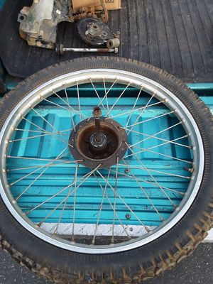 Honda XL185 Dual Sport Motorcycle Parts Lot for Sale in Portland, OR