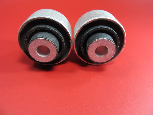 Bentley Gtc Gt Flying Spur left or right lower control arm bushings bush 2pc #130