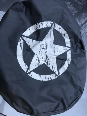 """32"""" Star - Spare Tire Cover - Jeep Wrangler for Sale in Silver Spring, MD"""