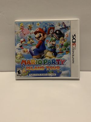 Mario Party Island Tour Nintendo 3DS Game for Sale in Naperville, IL