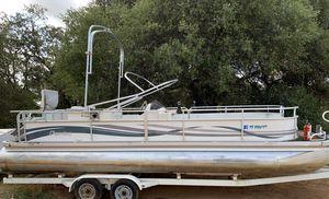 24' Premier Pontoon Boat for Sale in Auburn, CA