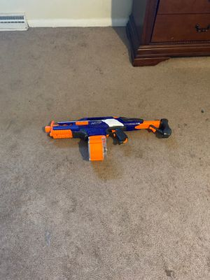 Nerf trum gun for Sale in Normal, IL