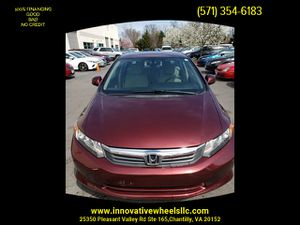 2012 Honda Civic for Sale in Chantilly, VA