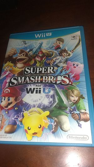 Nintendo land and more games for WII U for Sale in Phoenix, AZ