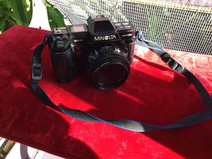Vintage Minolta 7000 Maxxum SLR Film Camera for Sale in Lakeside, CA