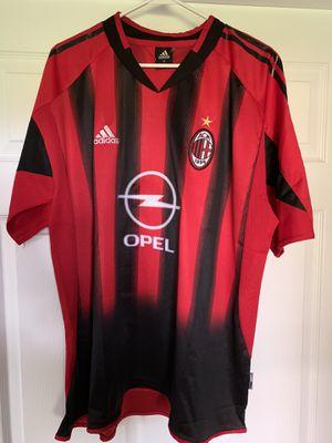 A.C Milán Adidas shirt size XL for Sale in Cadwell, GA