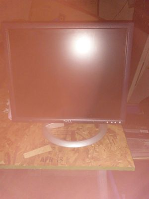 Dell computer monitor for Sale in Salt Lake City, UT