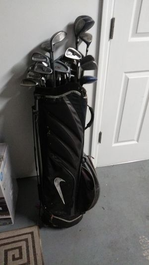 Golf clubs a lot of them for Sale in Port Richey, FL