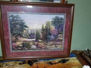 Large Home Interiors Landscape Pic.. for Sale in PA, US