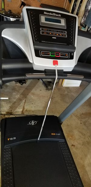 Treadmill nordictrack for Sale in Streamwood, IL