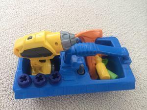 Kids toy handyman tool box for Sale in Seattle, WA