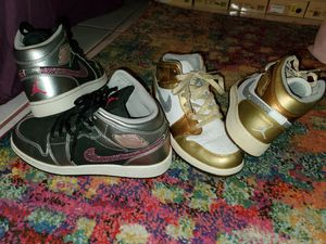 Nike air Jordan's, size 5. Like new. $20 each or both $30 for Sale in Okeechobee, FL