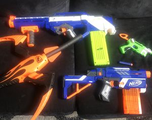 Nerf Guns and Cross Bow for Sale in Gahanna, OH