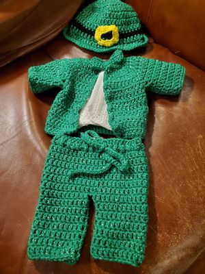 Newborn St Patricks day outfits for Sale in Kodak, TN