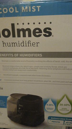 Holmes humidifier for Sale in Raleigh, NC