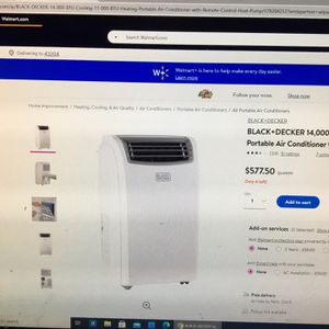 Brand New Black And Decker A/C Dehumidifier Fan And Heater for Sale in Columbus, OH