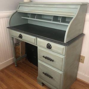 Antique Roll Down Desk for Sale in Alexandria, VA