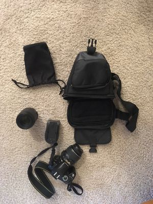 Nikon D3000 for Sale in San Diego, CA