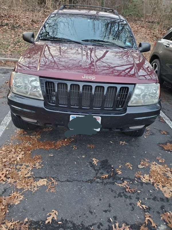 99 jeep grand Cherokee limited v8 4x4