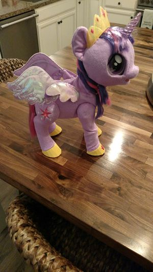 FurReal friend My Little Pony for Sale in Wrightsville, PA