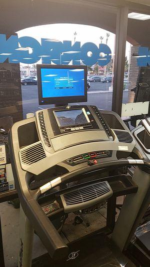 "Nordictrack commercial 2450 treadmill! 15"" Hdmi flatscreen for Sale in Glendale, AZ"