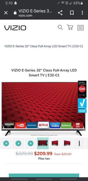 "32"" Vizio Smart TV LED for Sale in Arvada, CO"