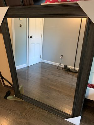 Brand new wall mirror for Sale in West Boylston, MA