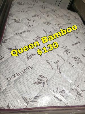 New Bamboo Mattress Sets for Sale in Phoenix, AZ