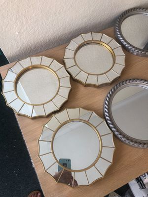 Decorative wall mirrors for Sale in Winter Park, FL